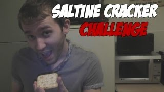 Saltine Cracker Challenge
