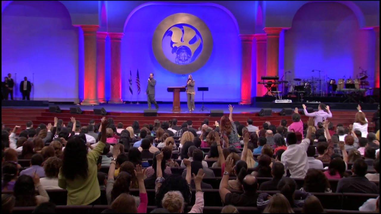 King Jesus International ministry: Deborahs 2015 live stream