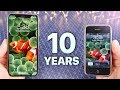 iPhone X vs First iPhone! 10 Year Comparison MP3