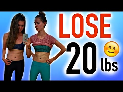 LOSE 20 POUNDS IN 21 DAYS   NinaAndRanda