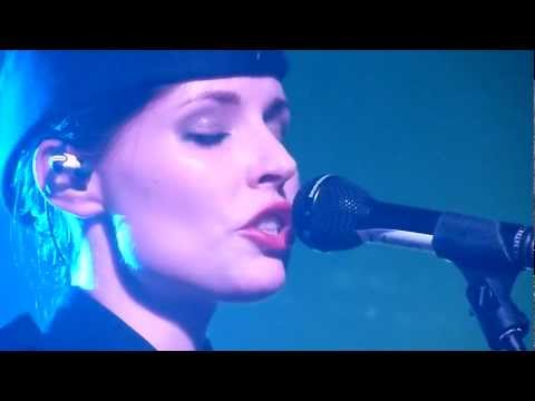 Laibach 'Geburt Einer Nation / Across the Universe' HD @ Manchester, Academy 3, 12.04.2012