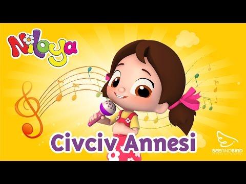 Niloya – Civciv Annesi Şarkı – Yumurcak Tv