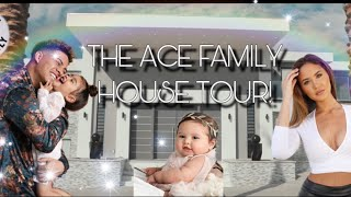 ♠️ THE ACE FAMILY HOUSE TOUR!!! ♠️ fmv  | Esmamerida