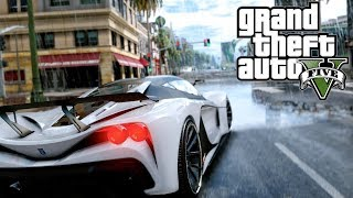 Ultra Realistic Modded Grand Theft Auto 5 Part 4 - The Worlds Most Deadly Driver [PC 4k60FPS]