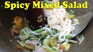 Lao Food - Spicy Mixed Salad