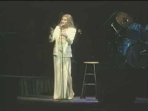 Barbra Streisand - Folk Monologue