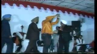Lembher Hussainpuri live Perform at Shamsher Sandhu's son's wedding Party