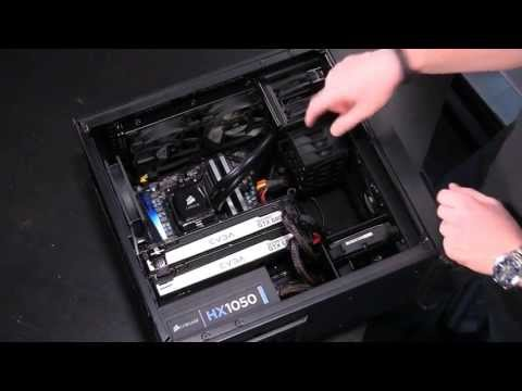 Corsair Obsidian Series 350D Case Review - PC Perspective