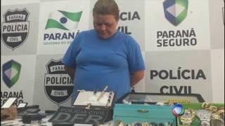 Polícia prende ladra especializada em roubos de condomínios de luxo