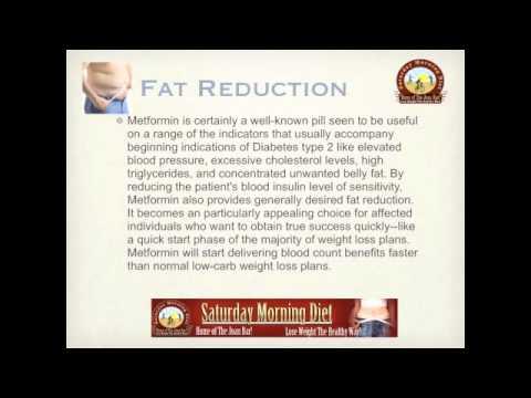 Healing Properties of Metformin for Weight Loss