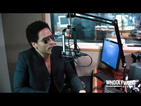 Lenny Kravitz Vs DJ Whoo Kid: Talks New Album 'Strut,' Acting In 'The Hunger Games,' Hip Hop Changing The World, Woody Harrelson, Jennifer Lawrence & More [Video]
