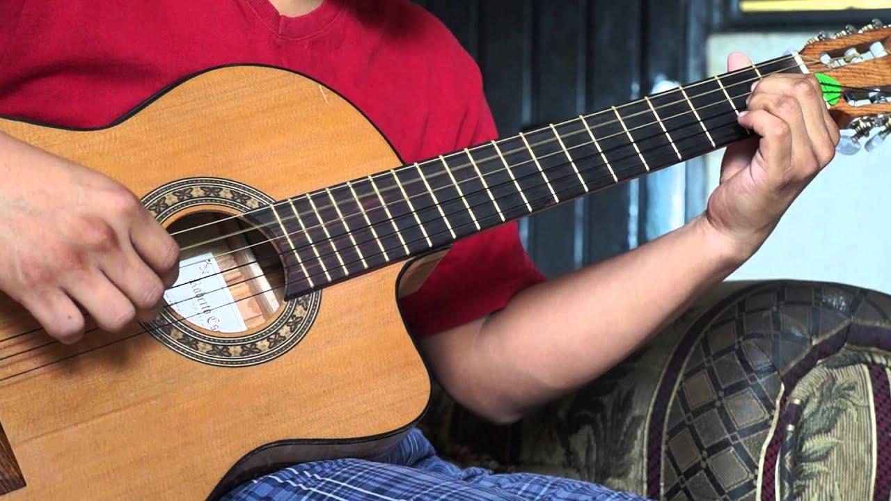 Dios esta aquí. (Solo guitarra Acustica) Musica cristiana - YouTube