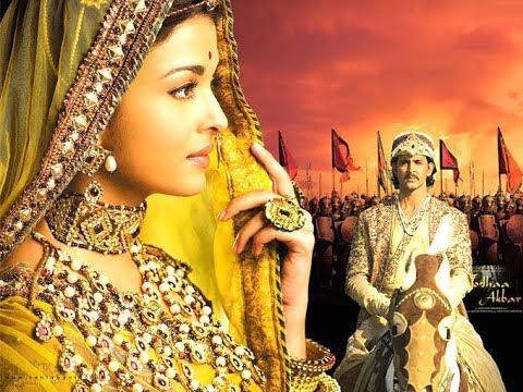 In Aankhon Me Tum(Jodha Akbar)Aishwarya Rai  Hrithik Roshan 