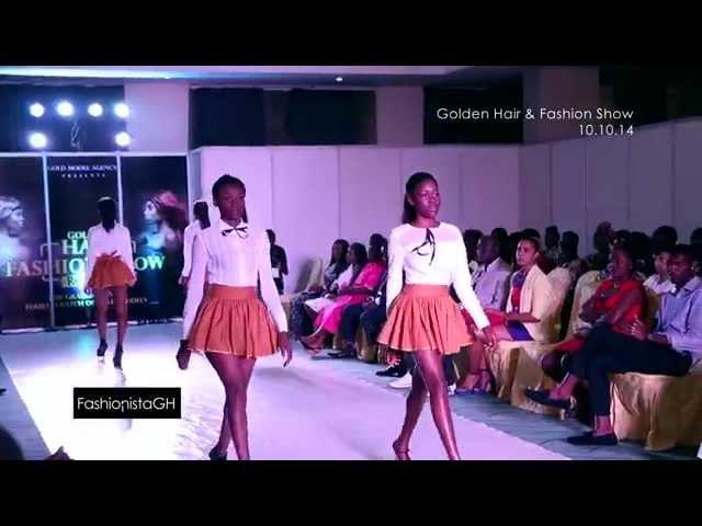 Golden Hair & Fashion Show _ #fghTV