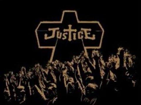 Justice Live Set dj Set Park Live