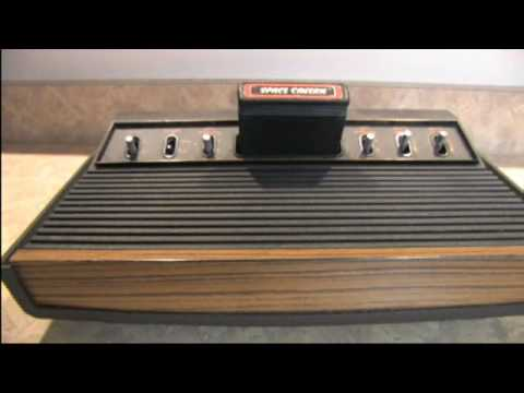 Classic Game Room HD - PS2 vs. ATARI 2600 console review