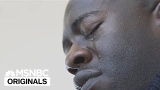 'I Don't Live With HIV. HIV Lives With Me': Gay, Black, HIV-Positive | MSNBC