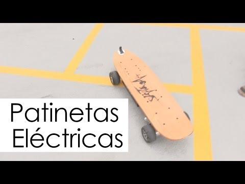 Reseña: Patinetas eléctricas Skate oN