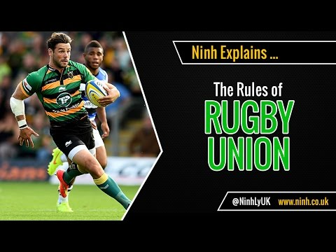 The Rules Of Rugby Union - EXPLAINED!