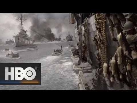 The Pacific: Trailer #2 (HBO)
