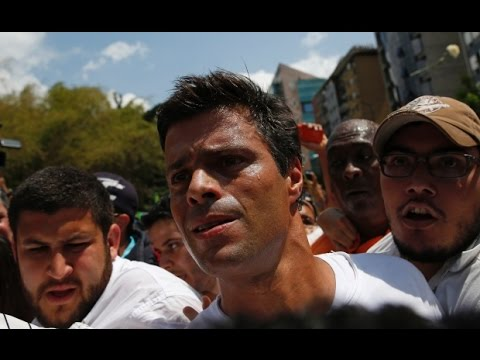 Venezuela Opposition Leader Leopoldo Lopez Jailed for Nearly 14 Years