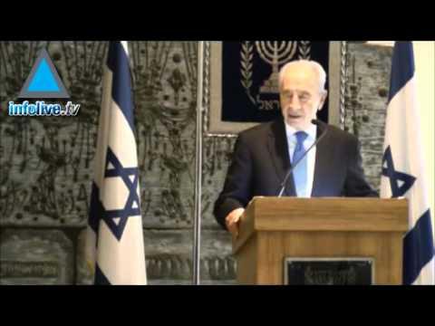Shimon Peres appelle Mahmoud Abbas à négocier