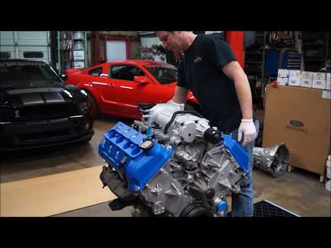 2013 GT500 ENGINE TEAR DOWN COMPETITION AUTO  Part 2