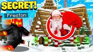 I Found Santa 39 S Secret In Minecraft