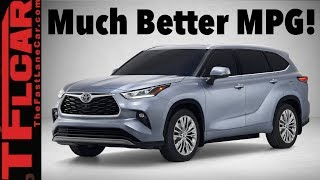 Is The New 2020 Toyota Highlander the Gold Standard of Family SUVs?