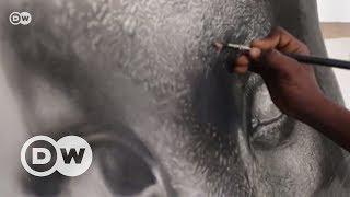Nijerya'nın 12 yaşındaki Leonardo da Vincisi - DW Türkçe