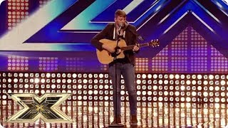 James Arthur's forgettable Audition  The X Factor UK