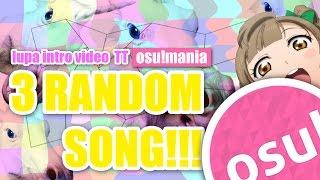 LAGU PENGANTAR TIDUR SEMUA - Osu!Mania Indonesia 3 Random Song #1