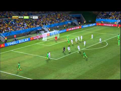 Nigeria Bosnia Herzegovina 2014 World Cup Full Game BBC Hercegovina