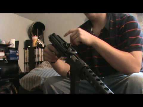 WW2 WWII PPS-43 PPS43 PPS 43 2010 PRODUCTION REVIEW BY PIONEER ARMS IN RADOM POLAND