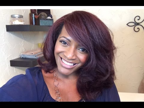 |66| How To Straighten Natural Hair