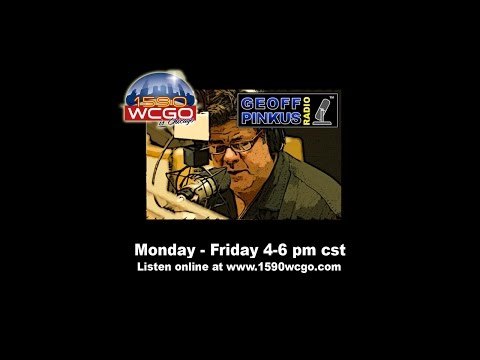 IL State Rep Peter Breen on WCGO Radio.