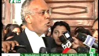 Grameen Bank  : Yunus Has No Right To Stay On - Attorney General-NTV-05-05-2011.mpg