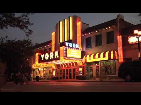 York Theatre Elmhurst Illinois