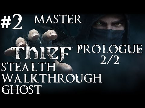 Thief: Stealth Walkthrough - Master - Ghost - Part 2 - Prologue - The Drop 2/2
