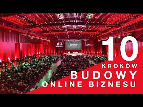 10 Kroków Budowy Online Biznesu - Michał Sadowski Na InfoShare 2017