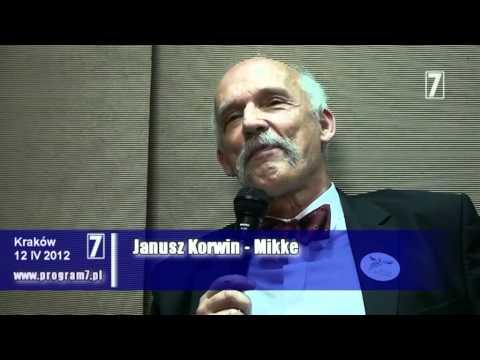 Janusz Korwin - Mikke W Krakowie - Dowcip O Herbatce