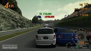 Gran Turismo 3 A-Spec PS2   Midfield Raceway II   Daihatsu Sirion X4 '00