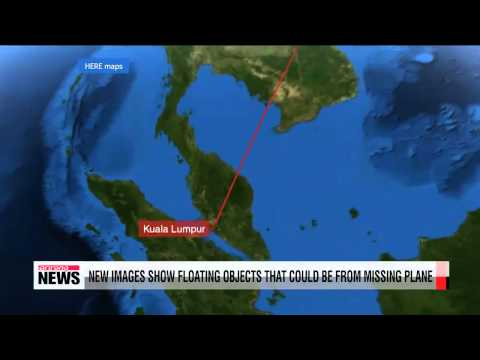 Chinese website may show images of plane debris from Malaysia Air flight 370
