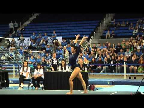 UCLA Gymnastics Opens 2013 Season with a win over SUU