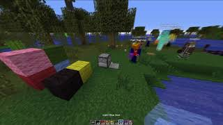 Back 2 Basics - Minecraft Game Show - Episode 5   PvP Tournament