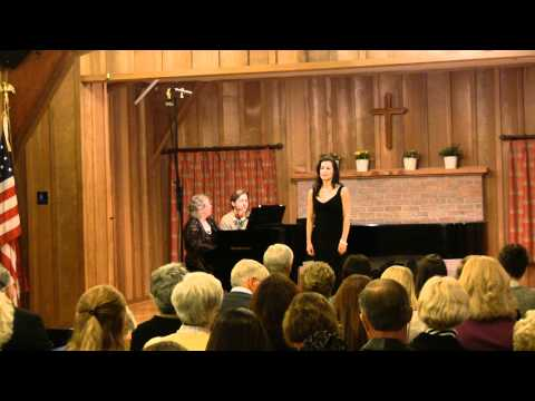Songs of Fauré