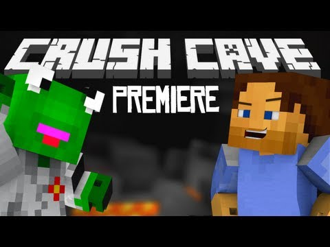 Crush Cave Season 2 Premiere: Minecraft Survival Let's Play with Kermitplaysmc (Season 2 of Crush)