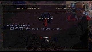 Diablo 1 - Walkthrough  - Level 2 - Short Sword and Cutlass Obtained - 2018-10-07
