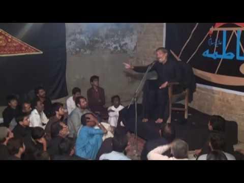 Molana Ghulam Qamar Ansari 7th Muharram 2018