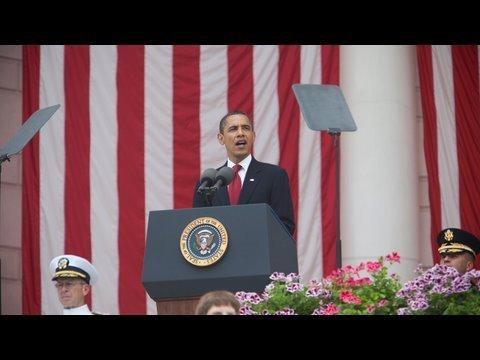President Obama on Memorial Day 2009